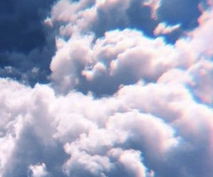cielo, clouds, and sky image