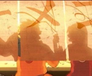 anime, naruto, and cover image