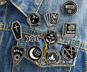 aesthetic, grunge, and pin image