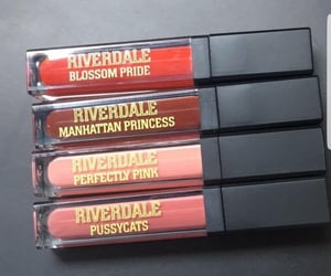 cosmetics, lips, and riverdale image
