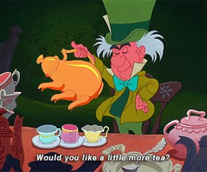 alice in wonderland and gif image