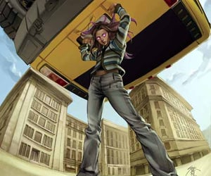 comic art, jo chen, and molly hayes image