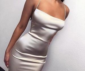 body, dress, and fashion image