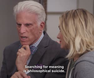 meaning, tv series, and the good place image