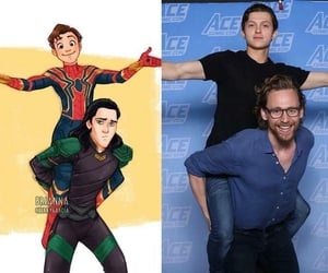 fanart, love it, and tom holland image