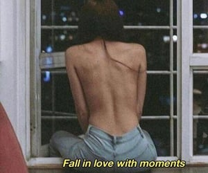 aesthetic, alternative, and fall in love image