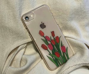 iphone, minimal, and phone image