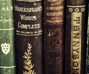 book, old, and shakespeare image