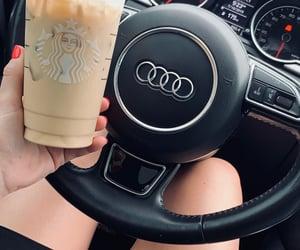 aesthetic, audi, and coffee image