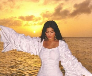 kylie jenner, sunset, and kylie image