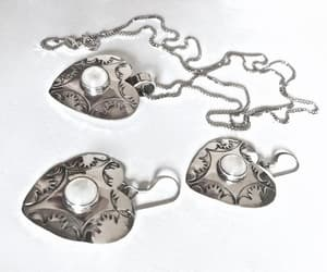 etsy, vintage jewelry, and necklace image