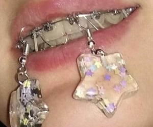 aesthetic, braces, and girl image