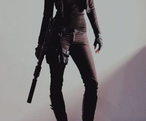 aesthetic, agent, and assassin image