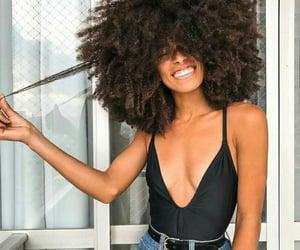 girls, smile, and black girls rock image