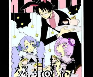 clamp, xxxholic, and colored image