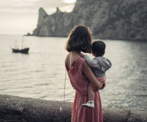 child and woman image