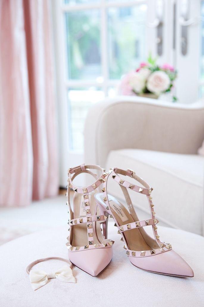 fashion, pink, and Valentino image