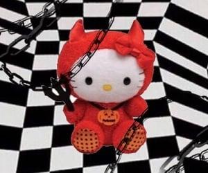 Grudge, headers, and hello kitty image