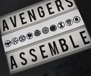 aesthetics, Avengers, and black panther image