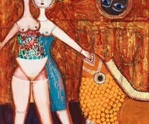 artist, magical realism, and visual art image