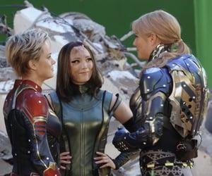 mantis, Marvel, and brie larson image