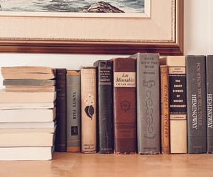books, classics, and photography image