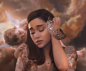 angel, ariana grande, and ariana image