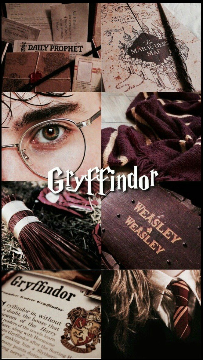 Wallpaper 3 Gryffindor Shared By 𝚓𝚞𝚕𝚒𝚊 On We Heart It