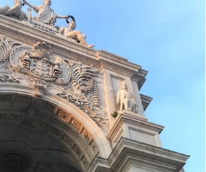 pont, sculpture, and sky image