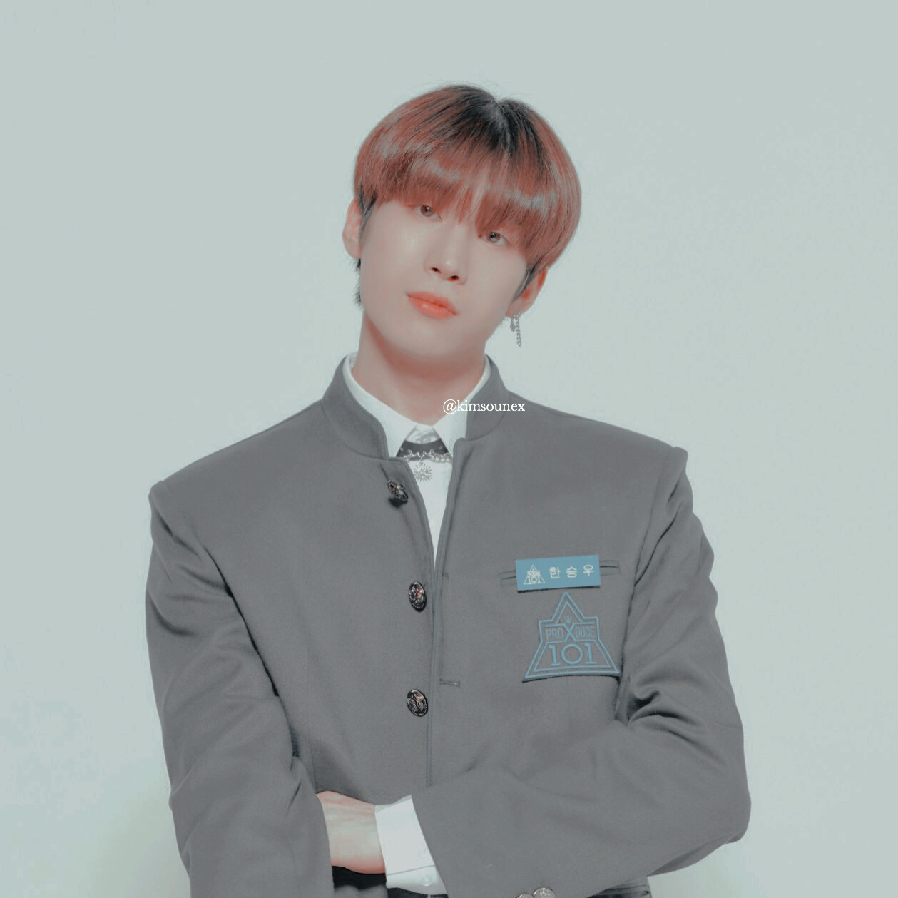 seungwoo and producex101 image