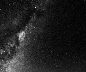wallpaper, stars, and galaxy image