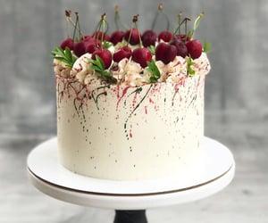 birthday, cake, and yummy image
