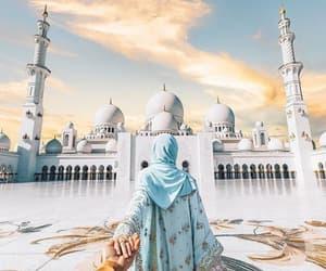 abu dhabi, travel, and united arab emirates image