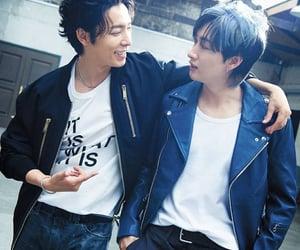 eunhyuk, super junior, and donghae image