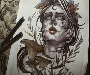 art and witchy image