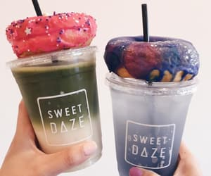 aesthetic, beverages, and boba image