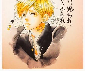 manga, shojo, and romance image
