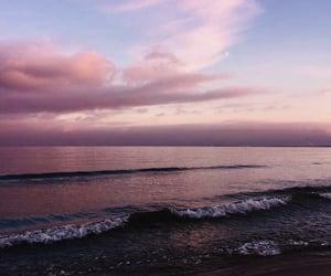 nature, beautiful, and ocean image