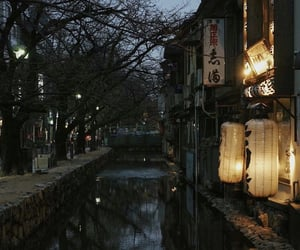 aesthetic, lanterns, and lights image