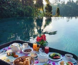 bali, breakfast, and cozy image