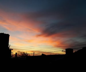 afternoon, colorful, and sky image
