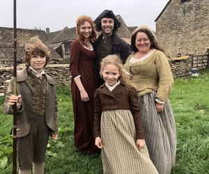 Cornwall, family, and eleanor tomlinson image