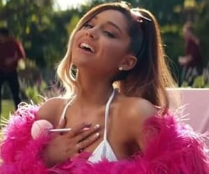 music video, singer, and ariana grande image
