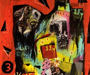 art, abstract expressionism, and jesse reno image