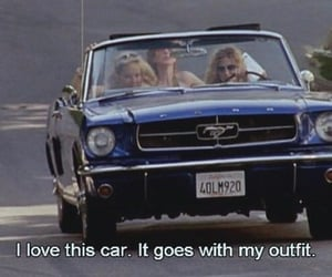 car, quotes, and film image