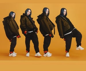 billie, fashion, and wallpaper image