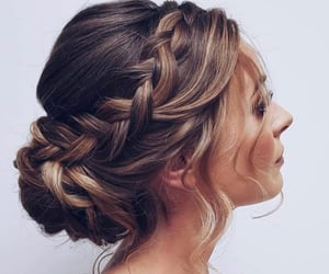 girl, hairstyle, and dpz image