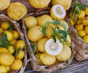 fruit and lemon image