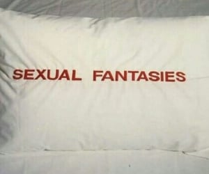 bed, fantasies, and red image