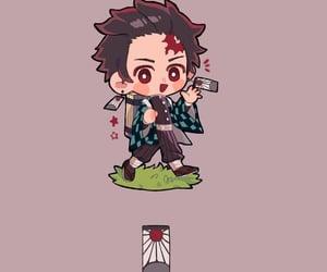 chibi, anime boy, and kny image